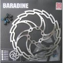 - BARADINE DISK(ROTOR) DB05 160MM IS 6VIDA